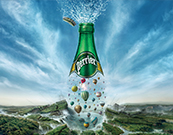 PERRIER - HOT AIR BALLOONS